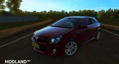 Vauxhall Astra (GM Vectra GT) [1.3.3], 1 photo